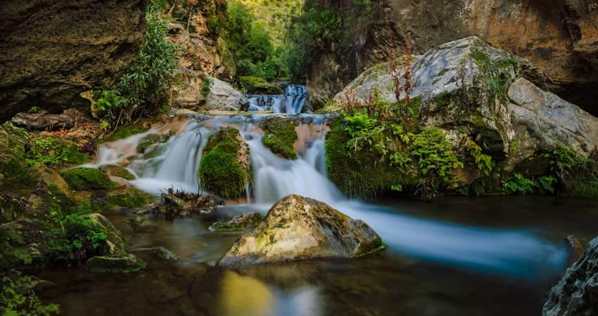 Akchour Wasserfall