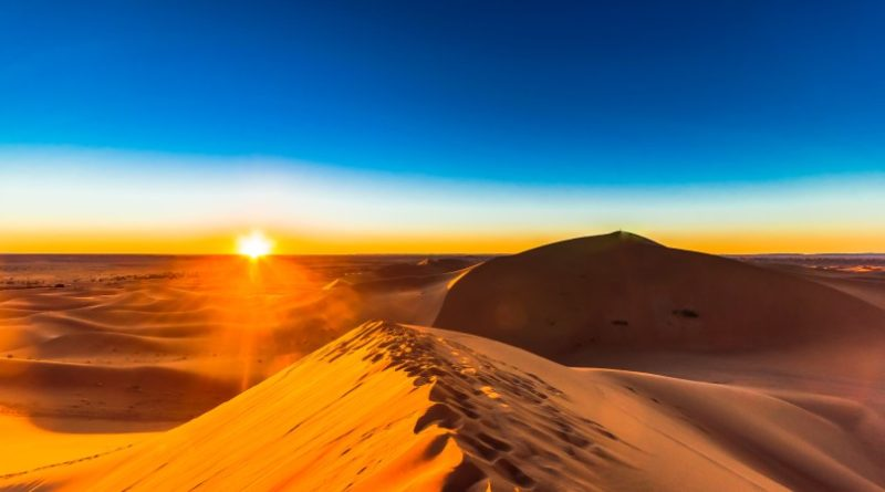 Bildband Marokko