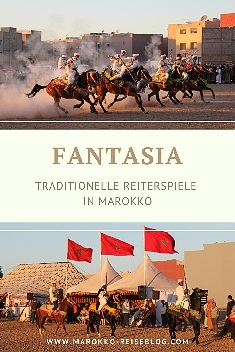 Fantasia Marokko