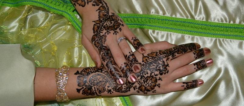 Henna Marokko