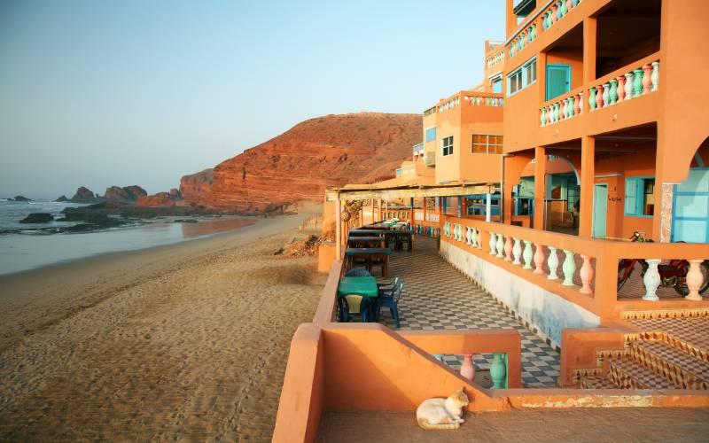Legzira Marokko