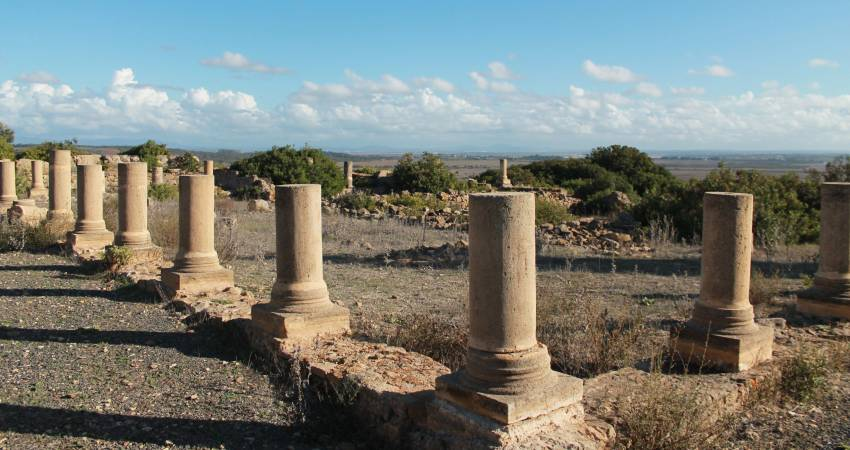 Lixus Ruinen Marokko