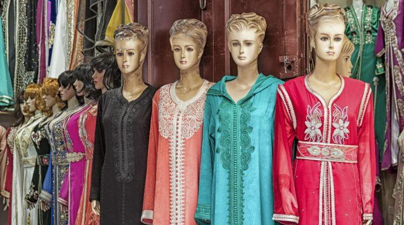 Marokkanische Kleider Takchita