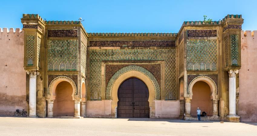 Meknes Weltkulturerbe