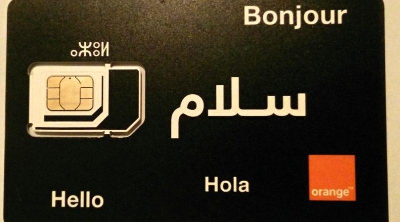 Mobiles Internet Marokko