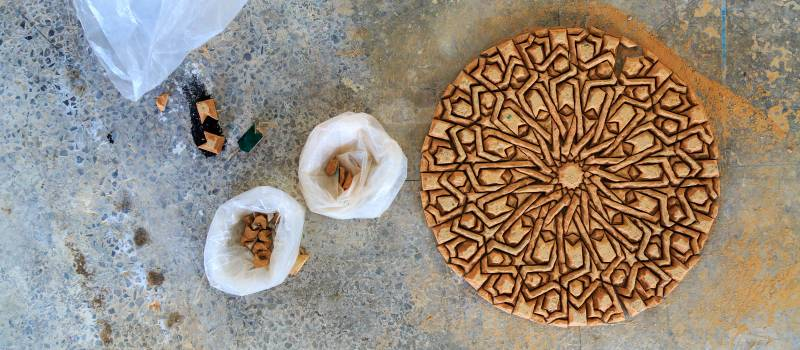 Mosaik Marokko