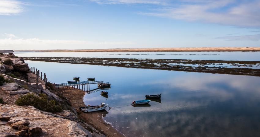 Naila Lagune Khenifiss Nationalpark