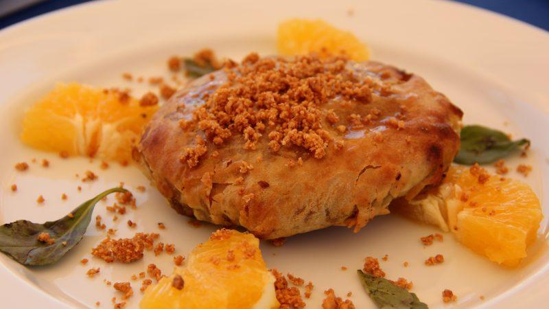 Marokkanische Pastilla zum Nachtisch