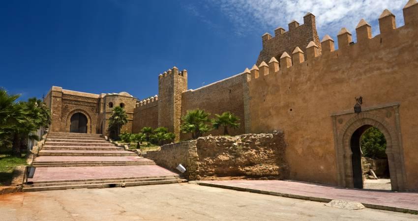 Rabat Kasbah Oudaia