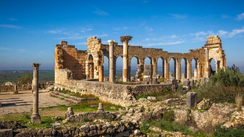 Volubilis Basilika