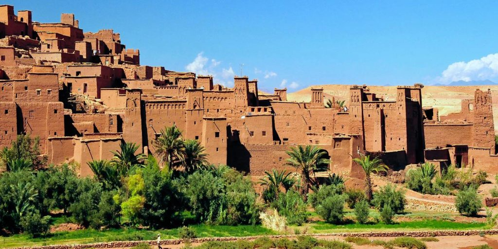 Weltkulturerbe Marokko